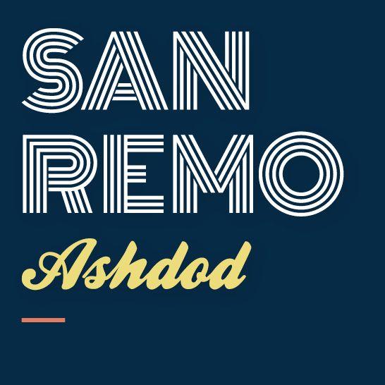 SAN REMO / ASHDOD