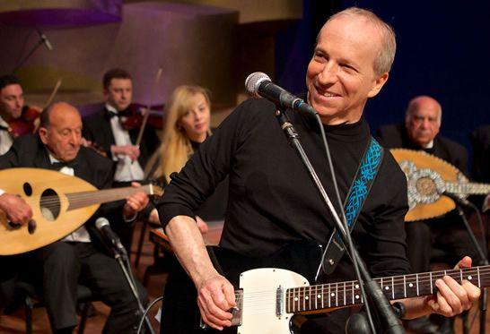 דני סנדרסון והתזמורת האנדלוסית הישראלית אשדוד