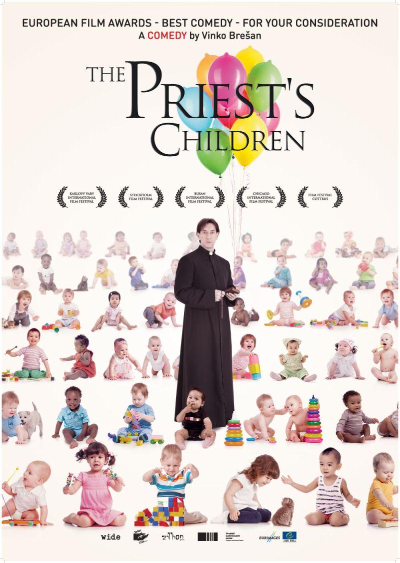ילדיו של הכומר עלילתי