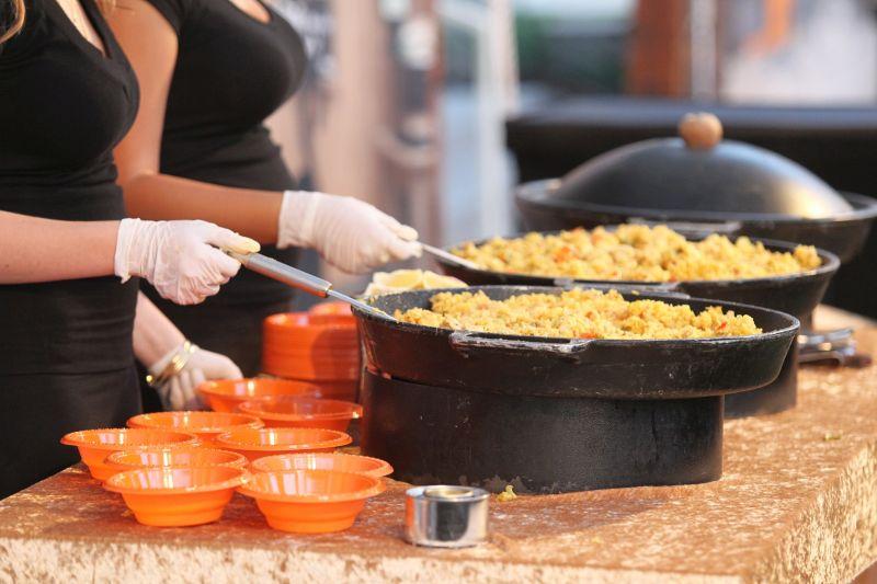 יריד אוכל-חגיגת טעמי הים התיכון