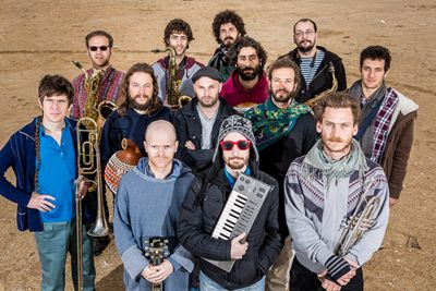 Hoodna Afro Beat Orchestra